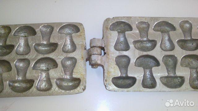 Форма для выпечки грибочков 89503128441 купить 3