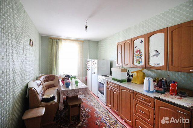Продается четырехкомнатная квартира за 2 800 000 рублей. г Барнаул, поселок Научный Городок, д 20.