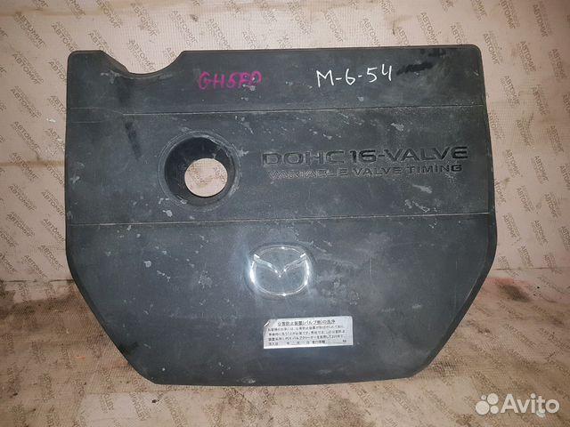 89530003204 Накладка декоративная двигатели Mazda 6 GH мазда
