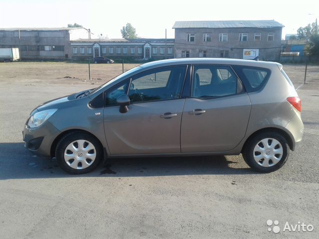 Купить Opel Meriva пробег 131 000.00 км 2011 год выпуска