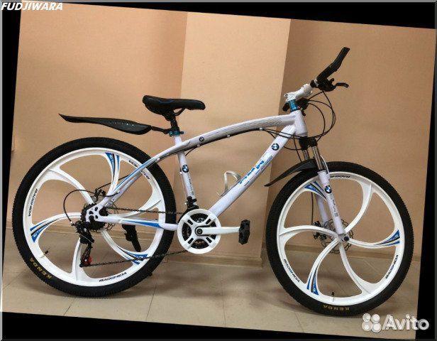 89527559801 Горный велосипед,на литых дисках