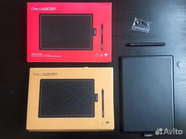 Графический планшет Wacom One medium (CTL-672-N) купить в Санкт