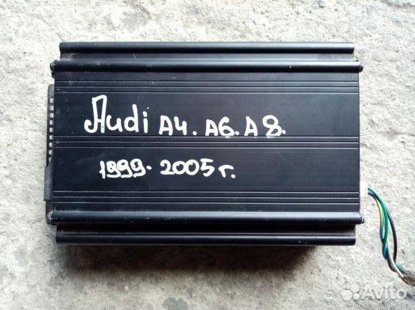 89026196331 Усилитель звука Audi A8 4D 4.2