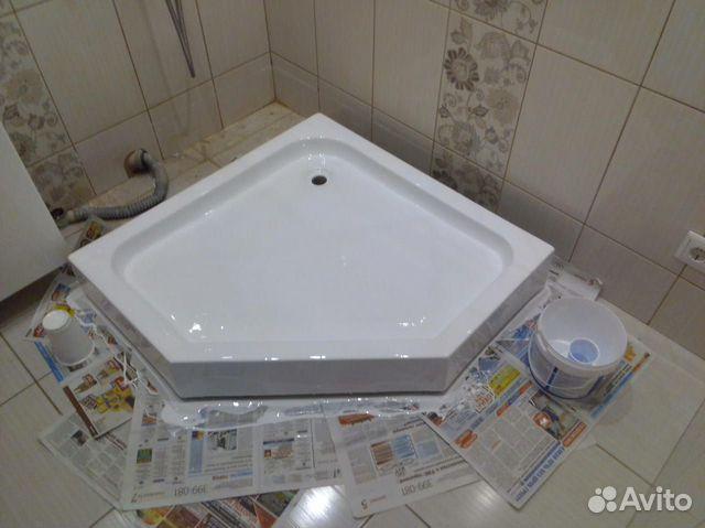 Качественная реставрация душевого поддона,ванной 89081025581 купить 1