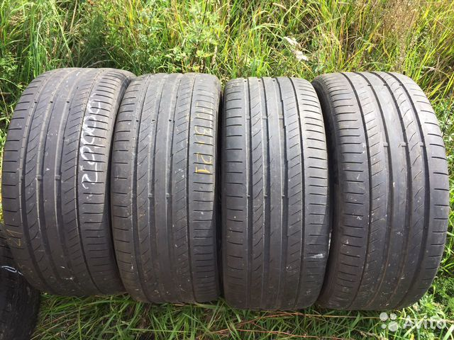 89211101675 275/35 R21 Continental ContiSportContact5
