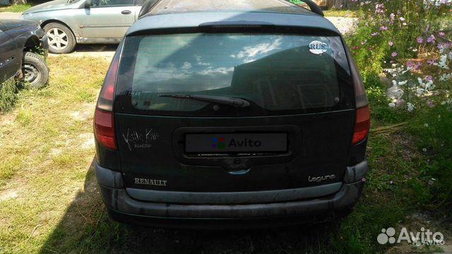 Renault Laguna, 1996