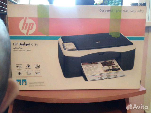 HP DeskjetF2180