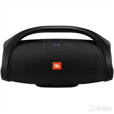 Новая Беспроводная акустика JBL Boombox хаки черна 89874729154 купить 5