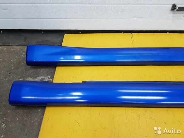 89625003353 Пороги комплект Subaru Impreza WRX