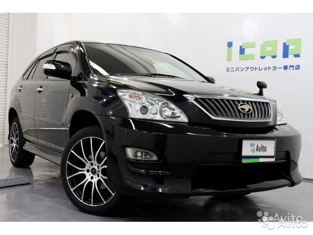 Toyota Harrier, 2008 89113901813 купить 3