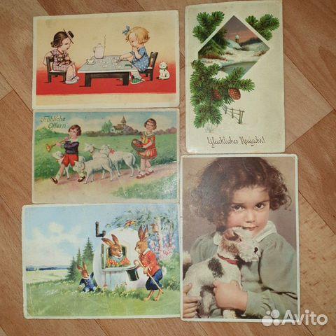 Месяцами девочке, открытки германия 40 годов