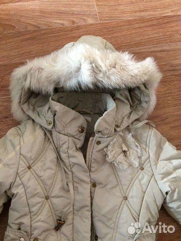 Пальто утепленное до - 10 Stillini 89137420784 купить 3