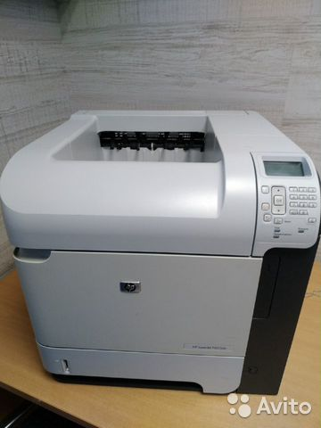 HP P4015dn