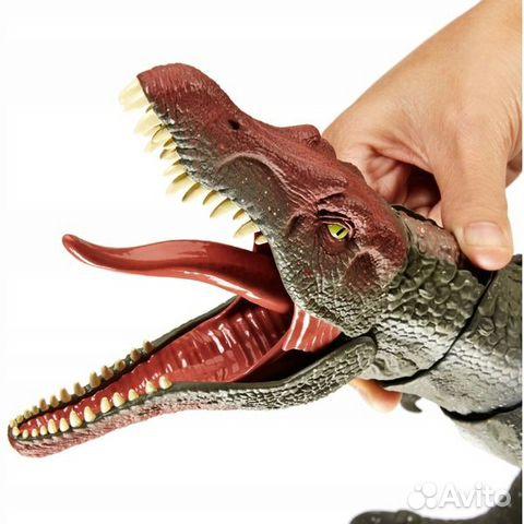 Jurassic World Мир юрского периода - спинозавр купить 6