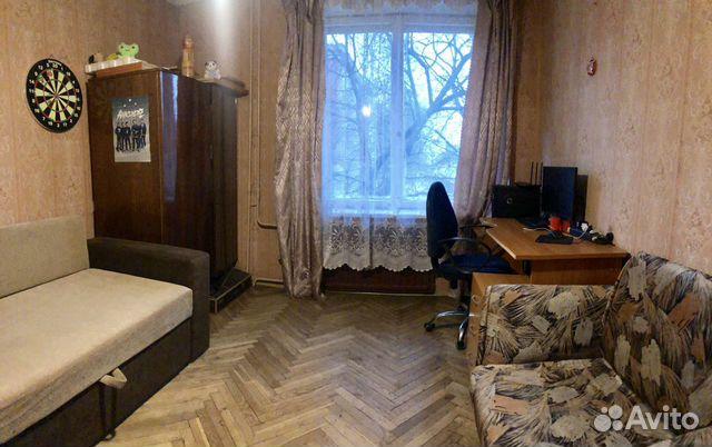 2-к квартира, 49 м², 2/7 эт.  купить 4