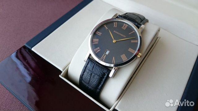 Мужские классические наручные часы Romanson 89525003388 купить 3