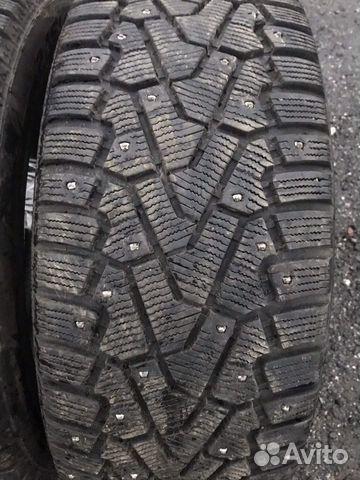 Пара Pirelli Ice Zero 245/45r19 RunFlat 89650040753 купить 2