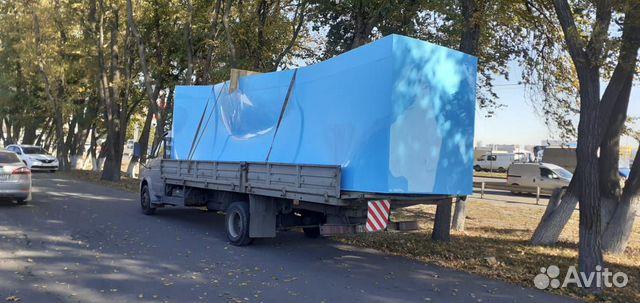 Грузоперевозки Валдай 6 метров, до 6 тонн купить 3