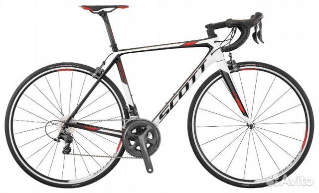 Велосипед Scott Addict 20