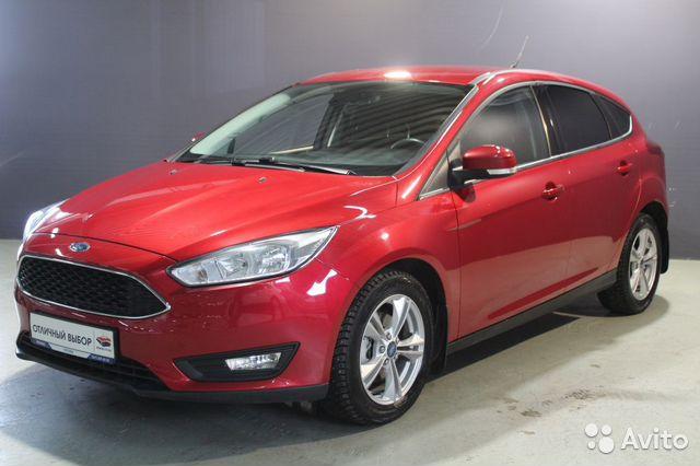 Ford Focus, 2018