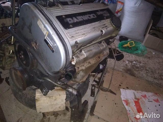 Двигатель A15MF от дэу, Шевроле