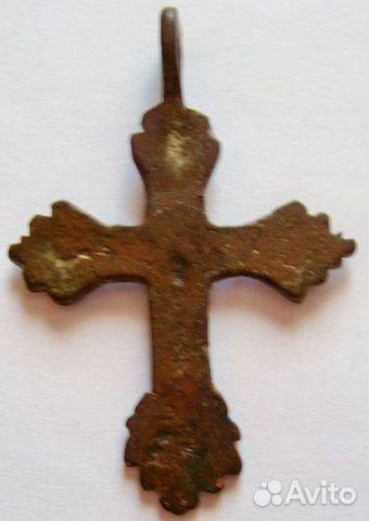 Крестик 18 в.-южнорусский