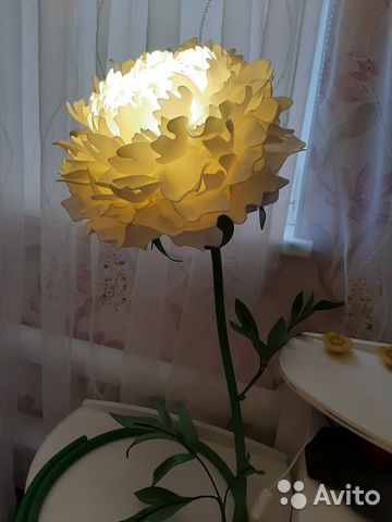 Giant life-size flowers 89507870945 buy 1