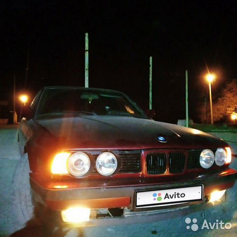 BMW 5 серия, 1992 89887630399 купить 1