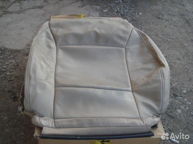 89205500007 Аутбек Обивка сидения переднего Левого 14-19