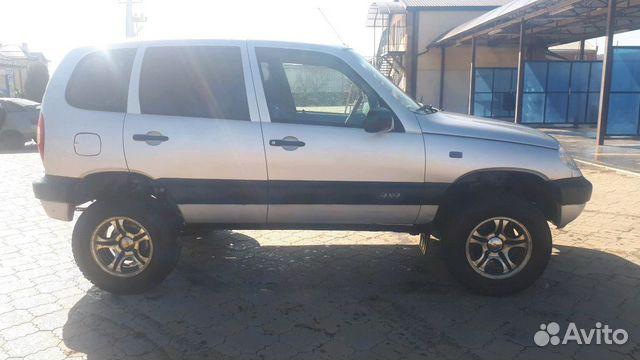 Chevrolet Niva, 2006 89632820316 купить 2