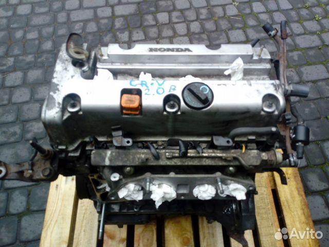 84732022776 Двигатель Honda CR-V 2 2002-2006