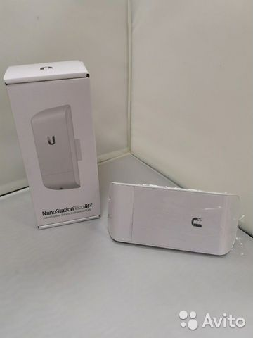 Точка доступа Ubiquiti NanoStation Loco M2  купить 3
