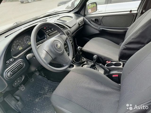 Chevrolet Niva, 2014 89177444518 купить 9