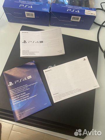 Sony PS4 PRO 1Tb купить 5