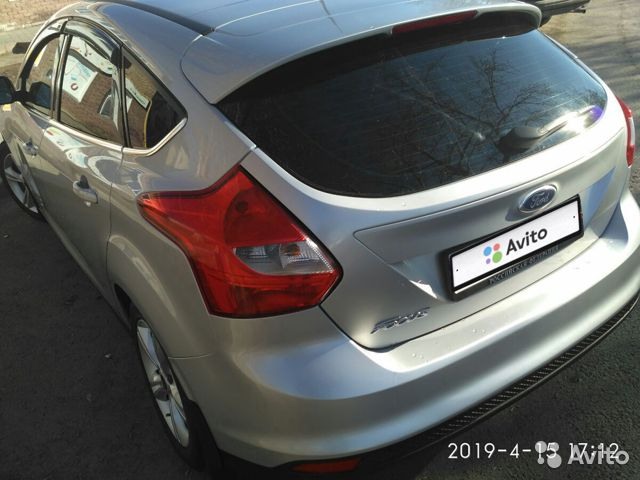 Ford Focus, 2011 buy 1