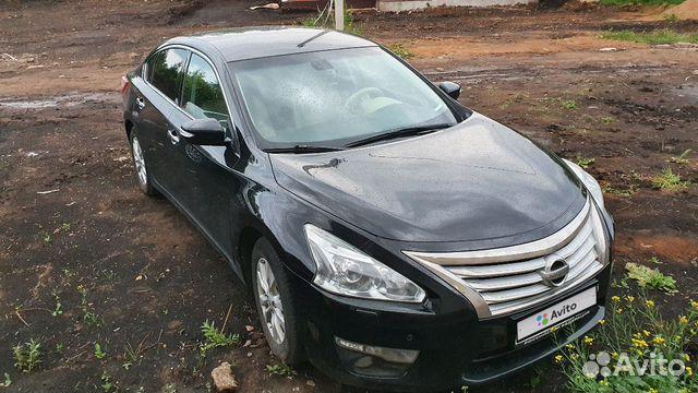 Nissan Teana, 2014 89656481102 купить 1