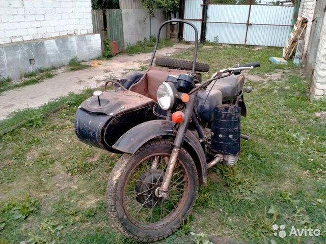 Продается мотоцикл Днепр с ведущей люлькой 89692894820 купить 4