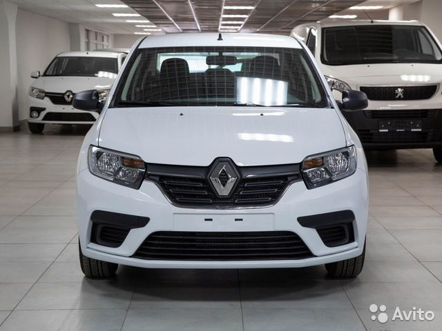 Renault Logan, 2020  купить 2
