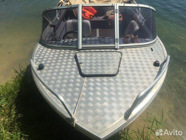 Quintrex 455 Yamaha 40 veos  89092239201 купить 8