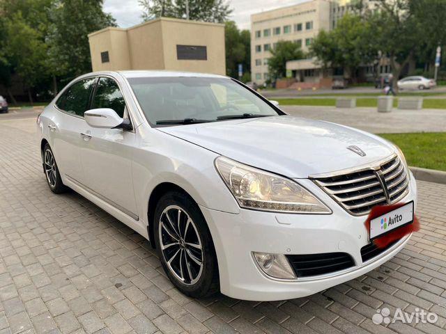 Hyundai Equus, 2014  89054040409 купить 2