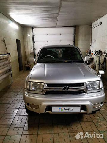 Toyota Hilux Surf, 2000  89140380544 купить 4