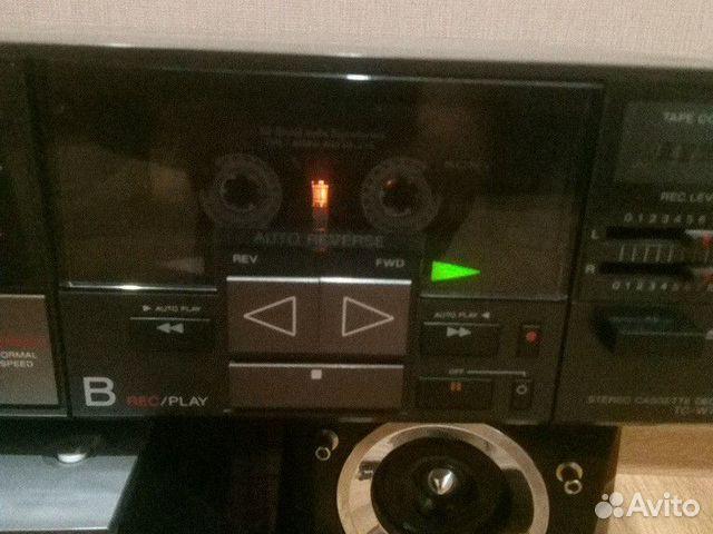 Дека кассетная sony  89053647692 купить 4