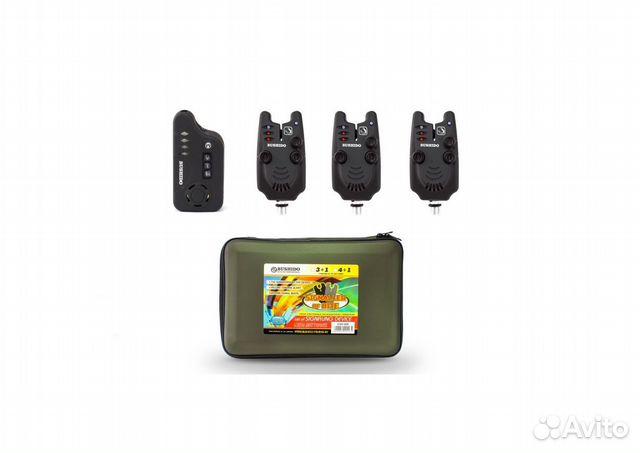 Набор сигнализаторов поклевки bushido signaller  89064931370 купить 1