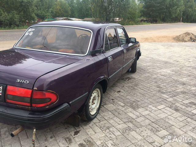 ГАЗ 3110 Волга, 2000  89062953415 купить 7
