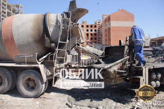 бетон каспийск