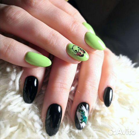Наращивание ногтей  89028925966 купить 4