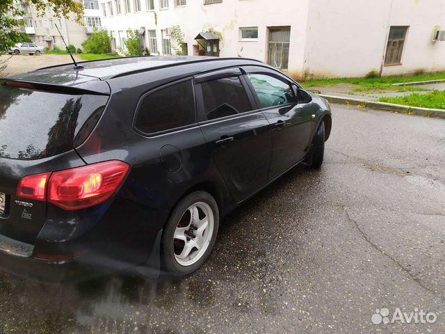 Opel Astra, 2012  89052977656 купить 4