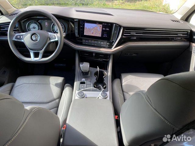 Volkswagen Touareg, 2018  89011531144 купить 8