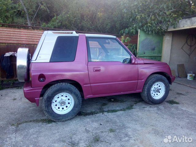 Suzuki Vitara, 1993  89189464521 купить 4