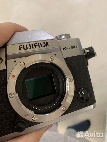 Фотоаппарат fujifilm x-t30  89149482392 купить 1